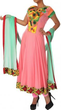 Graphical prints on silk and other luxurious materials. Beautiful Embroidery in traditional Indian styles and very nice colours!    Beautiful Designer Salwar Kameez Suits from famous Indian Fashion Designers available at Strand of Silk (Strandofsilk.com)