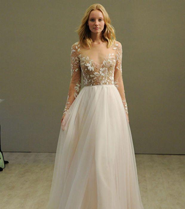 Robe de mariée transparente - Hayley Paige