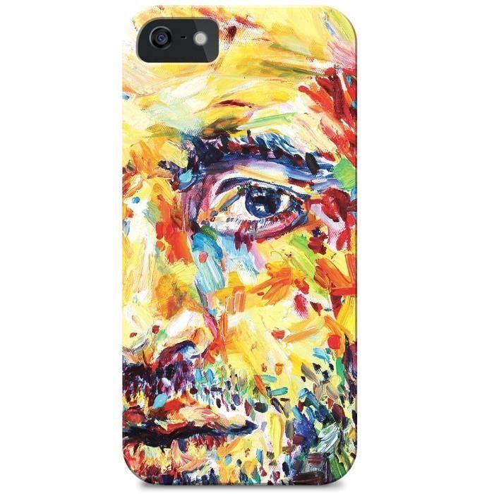 WE ART BEAUTIFUL Coque pour Iphone 5c - Artiste street art Cl ...
