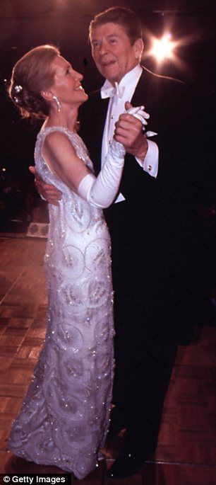 THE BEST president this US of A has EVER had- Ronald Reagan!!!!  President and 1st Lady Ronald and Nancy Reagan