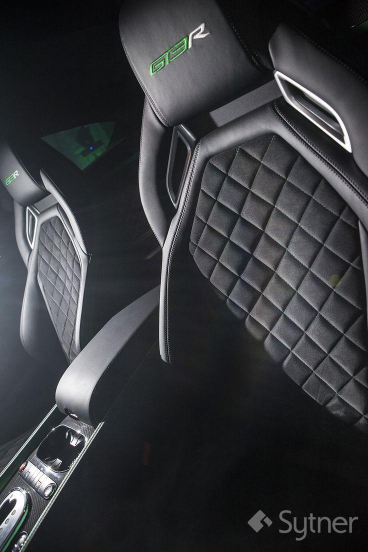 Racing Seats Inspired by Bentley's Racing Heritage
