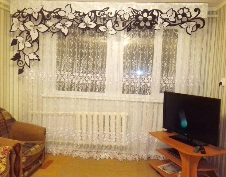 Verdunkelungsvorhang schlafzimmer ~ Schlafzimmer einrichten panoramafenster dekoration feine textilien