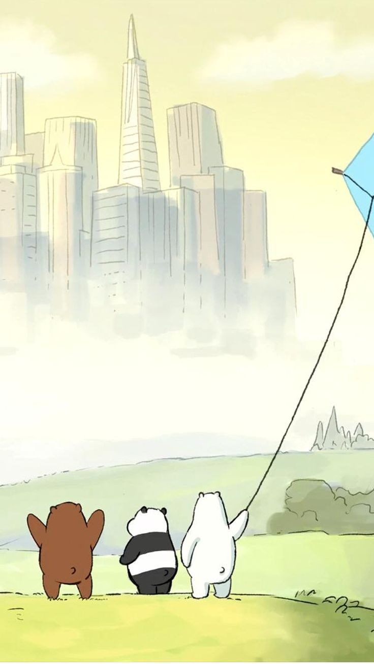 We bare bears- wallpaper