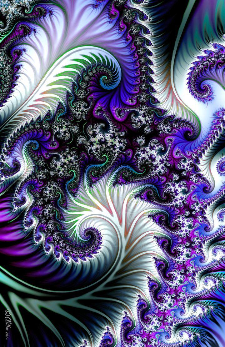 Purple Satin by =Shadoweddancer on deviantART