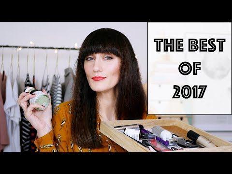 TOP kozmetika roku 2017 | TinaNaté - YouTube