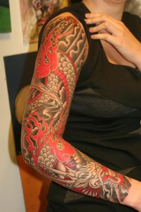 11 best images about tattoos i have done on pinterest color black feathers and full sleeves. Black Bedroom Furniture Sets. Home Design Ideas