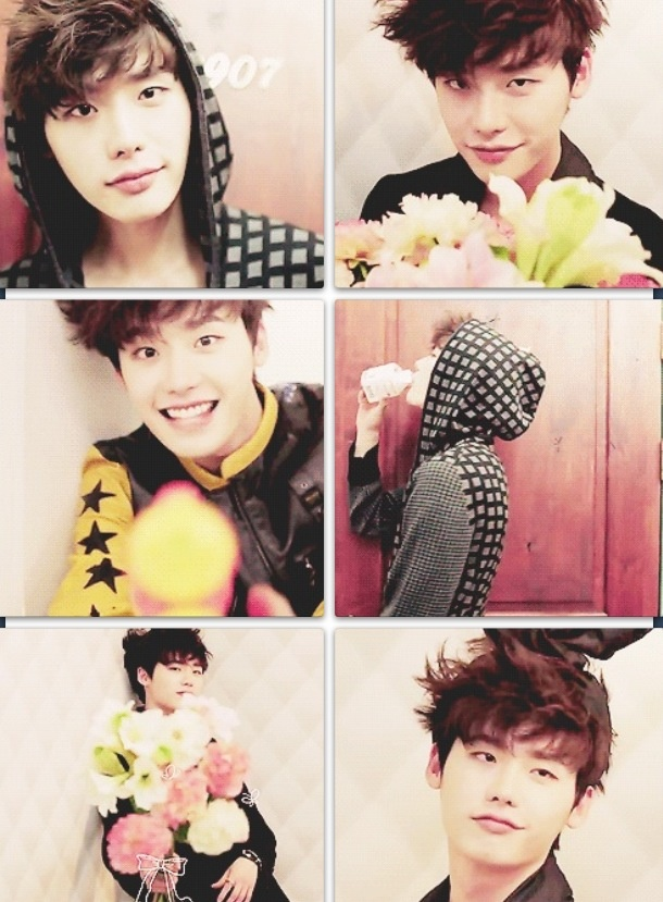 My bias actor Lee Jong Suk.. HE'S MINE ~>_____<~ XDD I wish...Saranghae Oppa!!