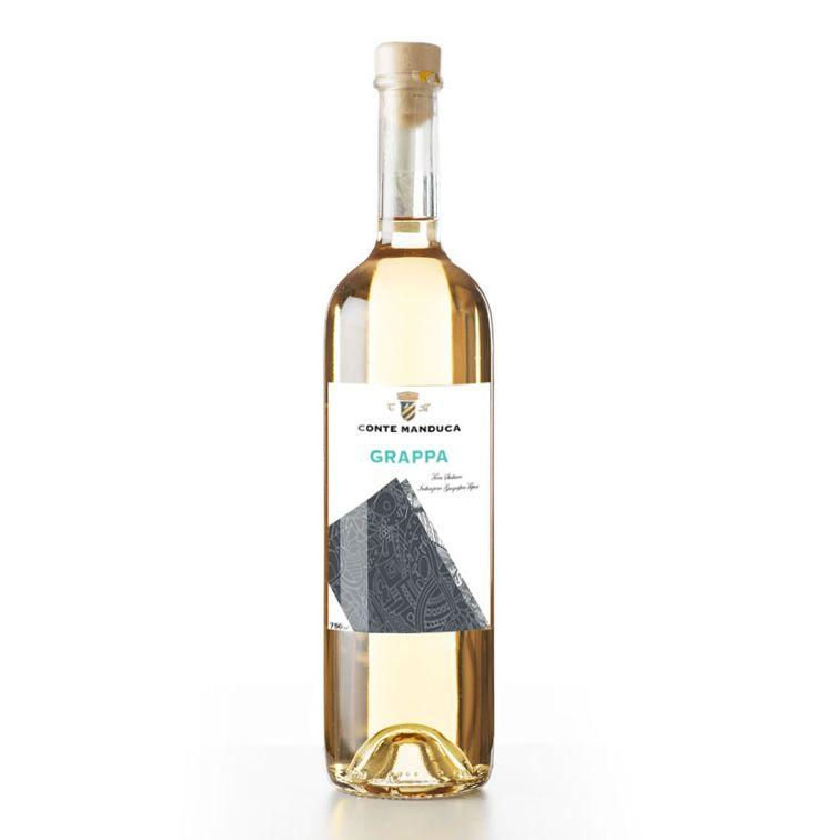 Conte Manduca - Liquori
