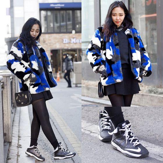 Nike Shoes, Bally Bag