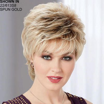 Short Wig Styles at Paula Young - Paula Young