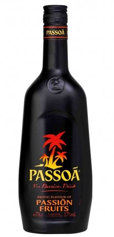 Share a bottle of passoa with one of your best friends. :D