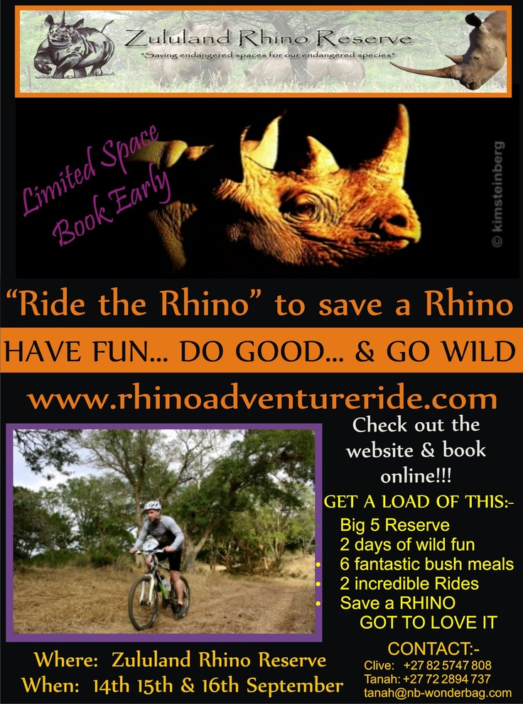 Ride for a cause!