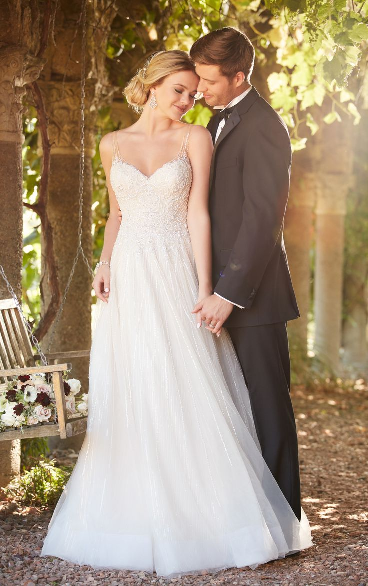142 best Essense of Australia Wedding Dresses images on Pinterest ...