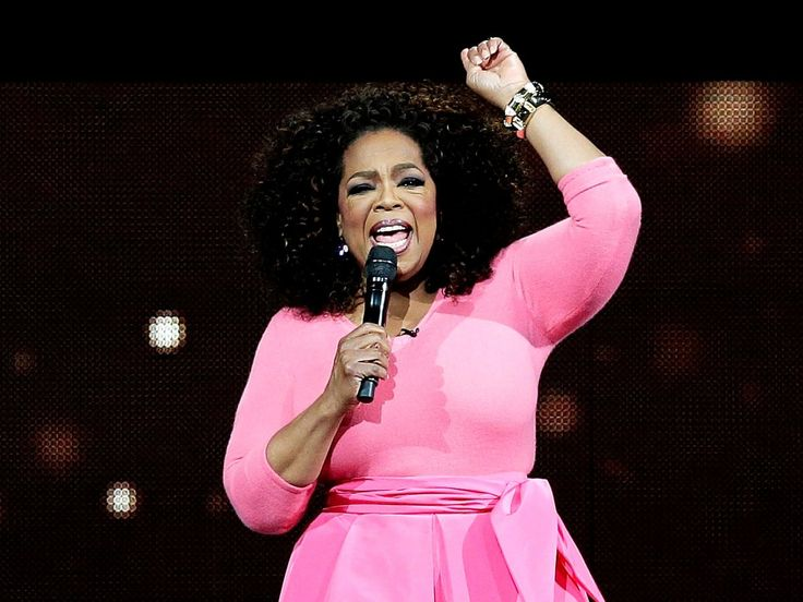 """""""The reason I've been able to be so financially successful is my focus has never, ever for one minute been money."""" —Oprah Winfrey, business magnate"""