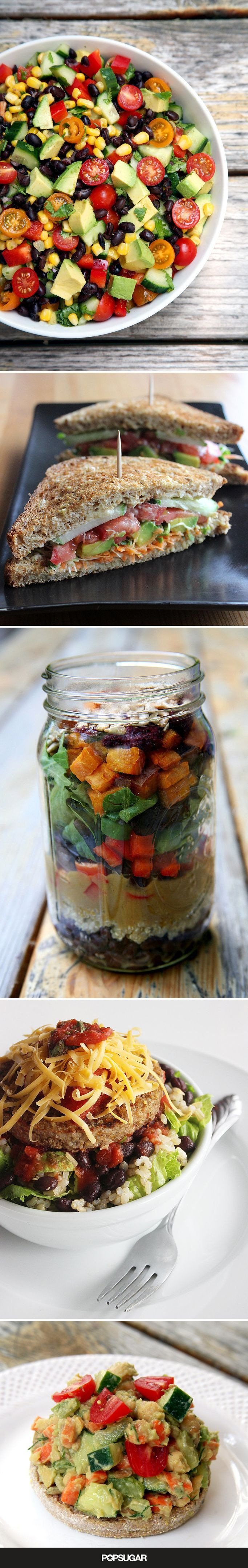 These Lunch Recipes Follow the Perfect Equation For Weight Loss