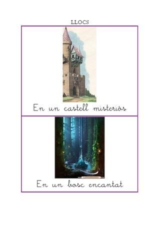 La capsa màgica dels contes by Ceip Mare de Déu del Remei Acover - issuu
