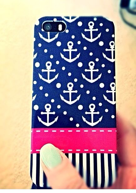Anchor phone case⚓️⚓️⚓️⚓️⚓️