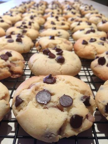This is a batch recipe, great for the kids, fetes and cake stalls