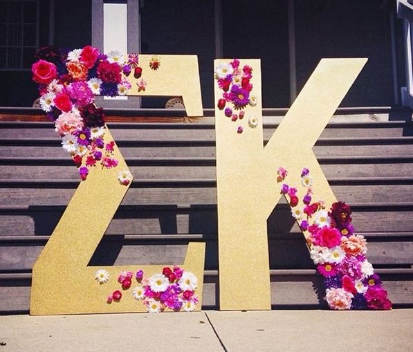 summer = new letters ❀ | sorority sugar