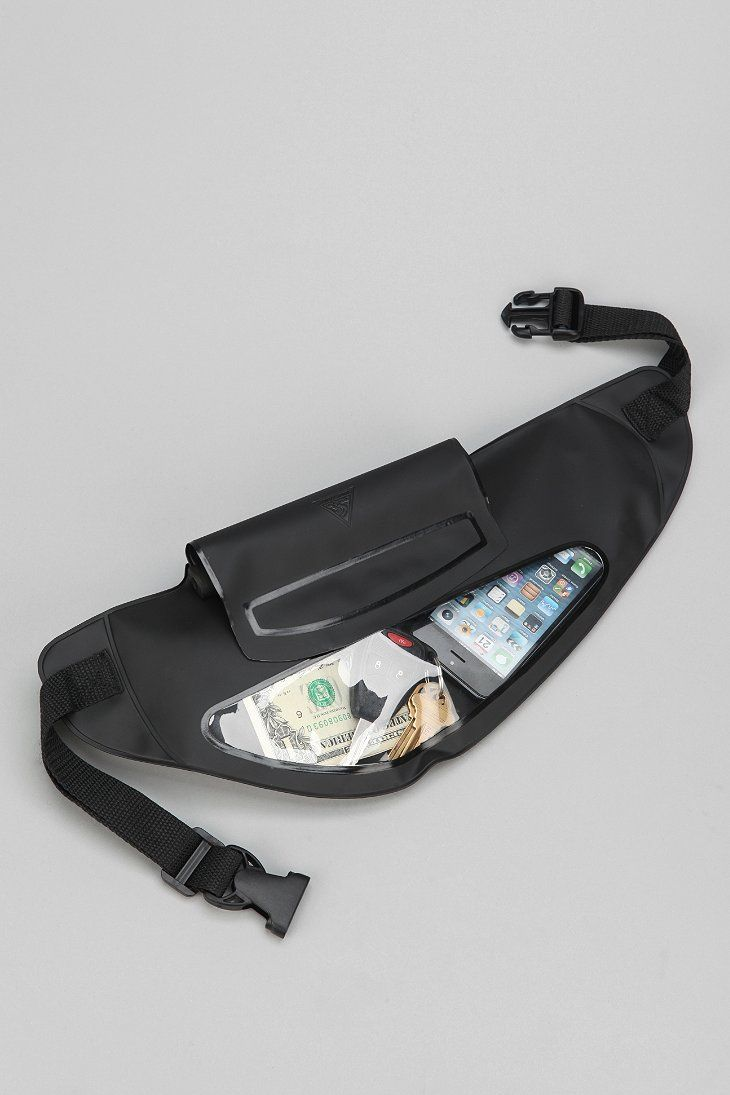 Waterproof Fanny Pack. Perfect for those water rides at amusement parks.