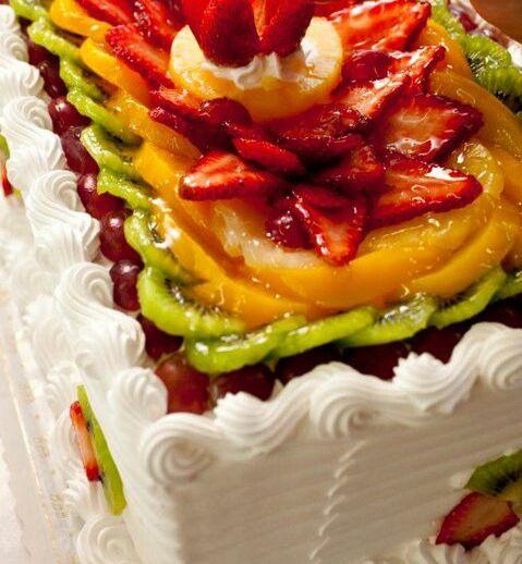 Milhojas cake  Salvador Bakery. Salem Or Noah's Bakery. McMinnville ,Or