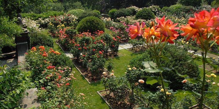 Gardens — Dumbarton Oaks