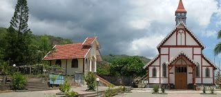 Argonaut: Gereja Tua Sikka, Flores