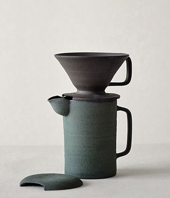 Takeshi Omura : Pourover can be one of most self-indulgent drinks to order, but if you have time and can use this beautiful coffee maker at home, it might just work....K