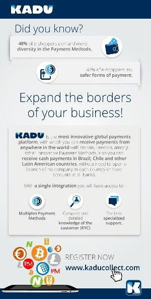 Collect payments in Latam with #kaducollect