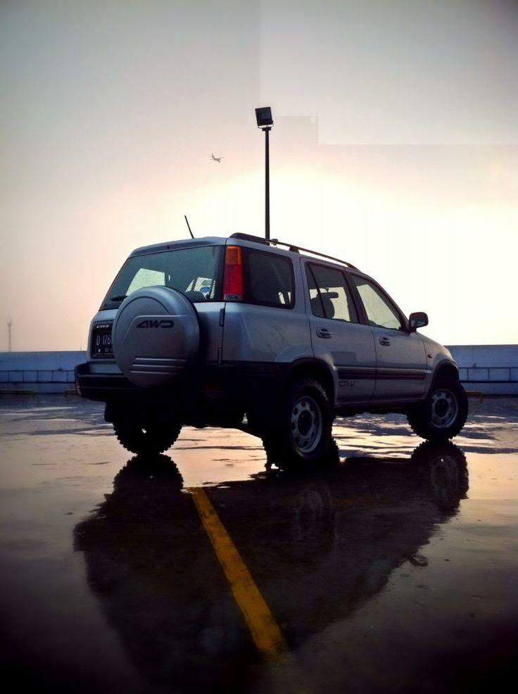 Honda CR-V Gen1