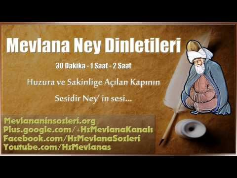Yağmur Sesi Eşliğinde Ney Dinletisi | Rain and Ney Recital (Relax Sufi M...