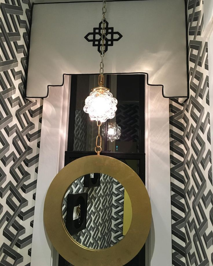 Shout out to @susantinteriors Loved seeing my little bubble pendant in your gorgeous bathroom @hargett_place Designer Showcase. For tickets to see this beautiful house benefiting the YMCA of Southeast Raleigh visit hargettplace.com/ShowcaseHome
