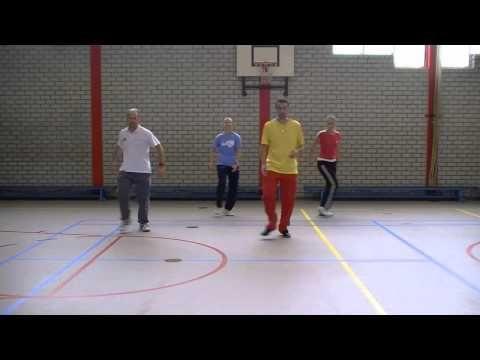 Dans 2 voor groepen 1 t/m 4 en 5 t/m 8