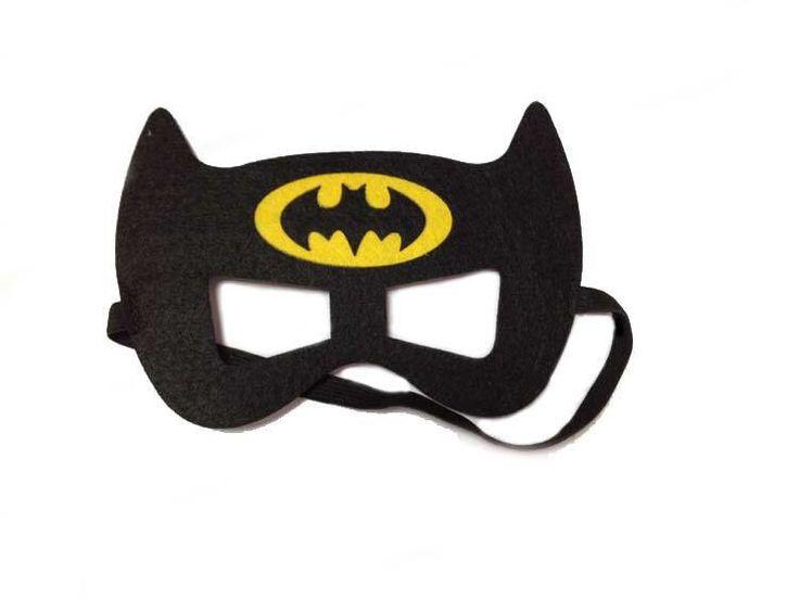 Bulk Batman Masks. 10x Kids Batman Superhero Felt Masks. Superhero Party Favors. by LilPartyTreasures on Etsy