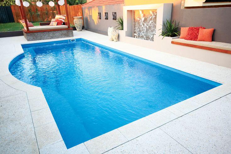 Aquarius - GOLD  SPASA WA Fibreglass Pools