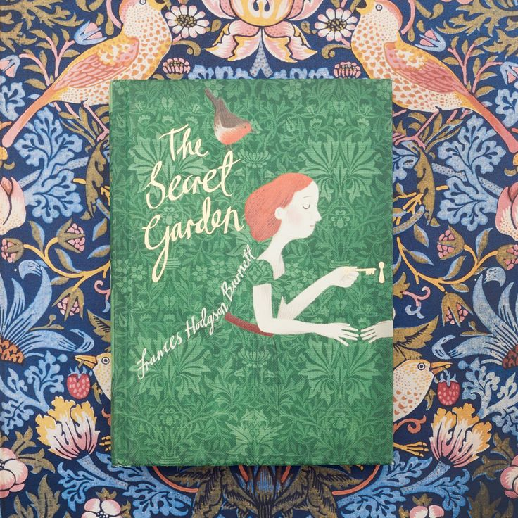 The Secret Garden | £9.99 | V&A Shop  #thesecretgarden #puffinclassics #childrensbooks #VAMshop