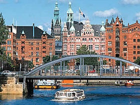Hamburg, Germany - one of the most beautiful cities I've ever seen!