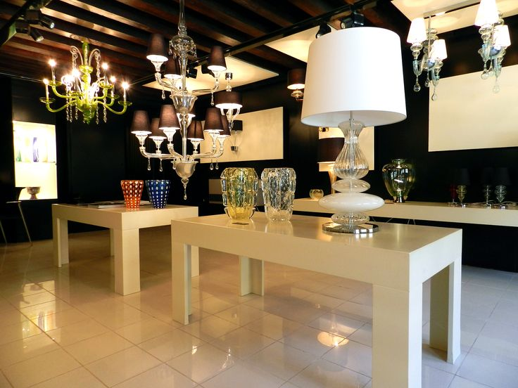 Barovier&Toso Showroom Murano