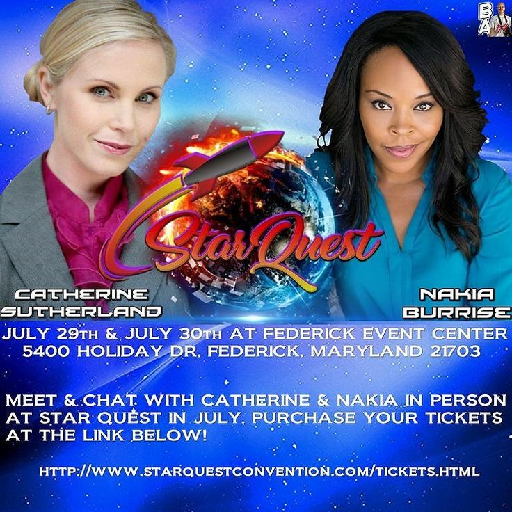 Get ready for July 29th & 30th 2017! @catherine_sutherland and @nakiaburrise will be at Star Quest Convention. Happy Mother's Day to them both.  Purchase your tickets at  http://www.starquestconvention.com/tickets.html  Follow @catherine_sutherland Follow @nakiaburrise  #beatmaticartwork #beatmaticsupports #trentonnjpromoter #powerrangers #mightymorphinpowerrangers #mightymorphin #mightymorphing #mmpr #powerrangerszeo #powerrangersturbo #itsmorphingtime #pinkranger #yellowranger…