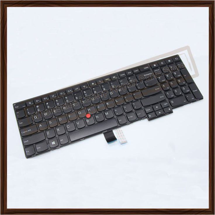 Genuine New Laptop Keyboard Replacement for LENOVO ThinkPad E531 W540 E540 T540P L540 US  keyboard with Backlit Pointing stick