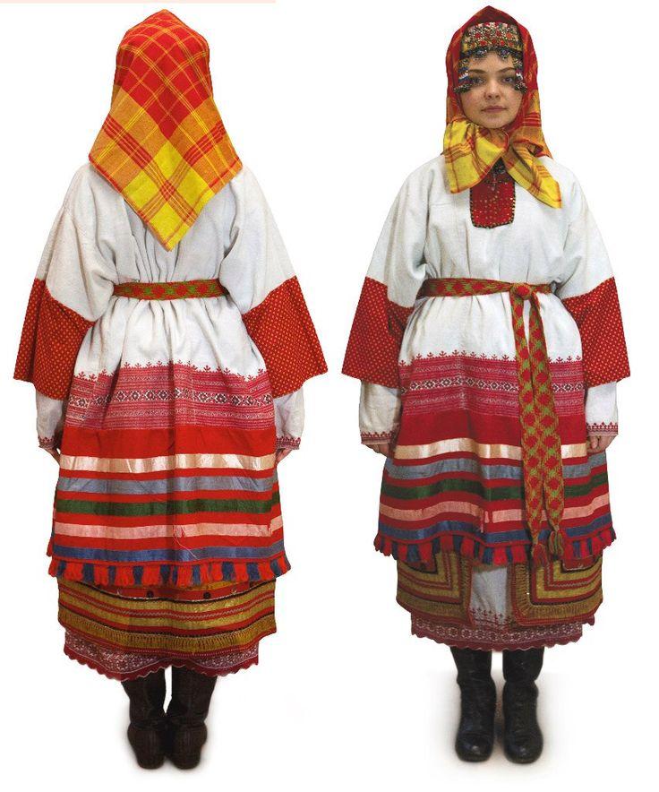 Подлинная одежда 19-начала 20 веков из коллекции Ивана Кириллова