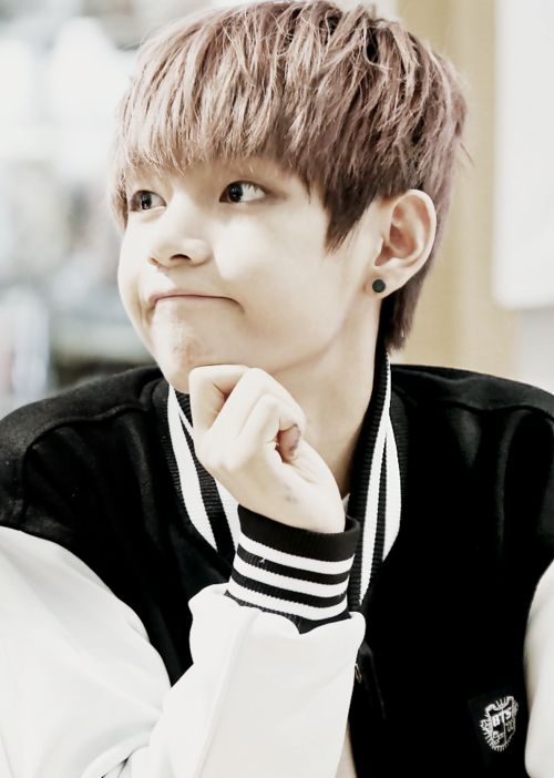 Taehyung [V BTS] ♡ wow That sweet little angel face
