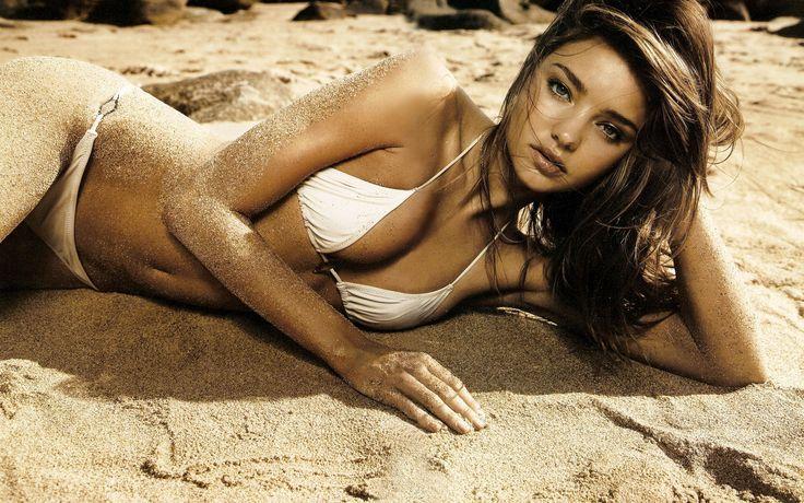 Miranda Kerr, la bella modelo Australiana @alvarodabril