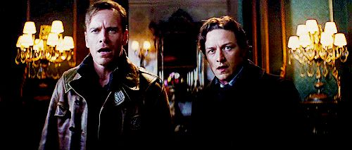 James with Fassy