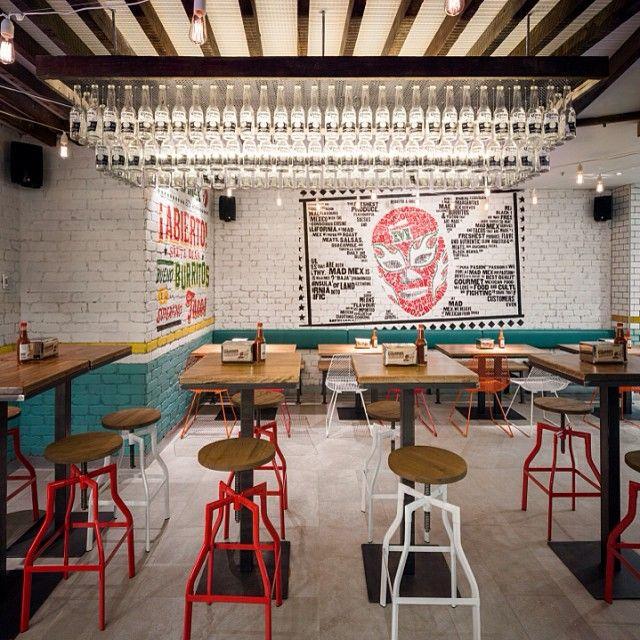 Mad Mex | Sydney | McCartney Design #madmex #mexicanfood #sydney #trjsydney #trjaustralia #mccartneydesign #foodanddrinkdesign #interiordesign #decor #retaildesign #theretailjourney @mccartneydesign @madmexau