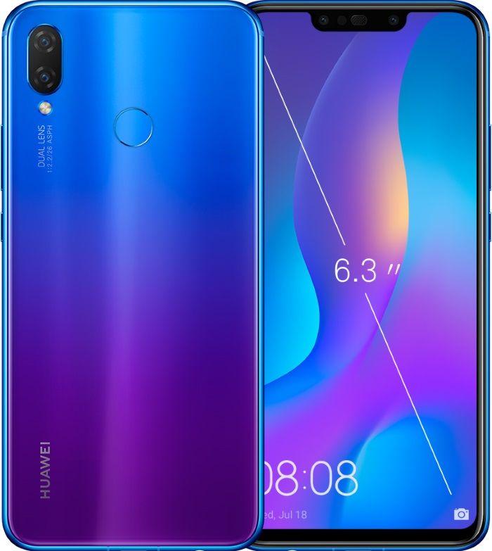 Huawei P Smart Plus Lansat Oficial Imagini Specificatii Si Pret