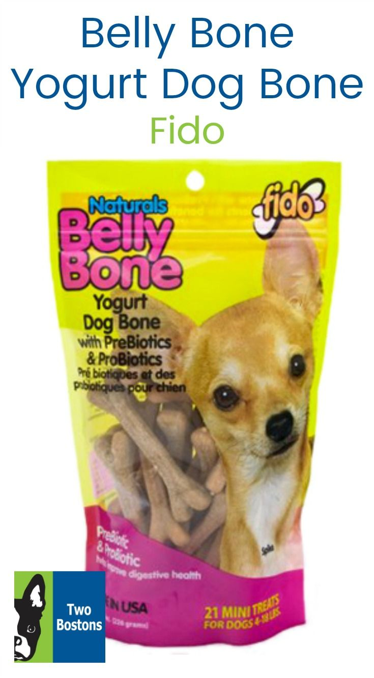 Belly Bones By Fido Dog Bones Pet Boutique Healthy Teeth