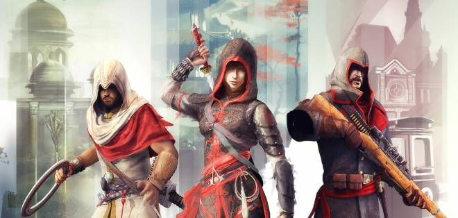 Assassin's Creed Chronicles Trilogy Pack. Un videogioco movimentato per Playstation 4 PC Xbox One.