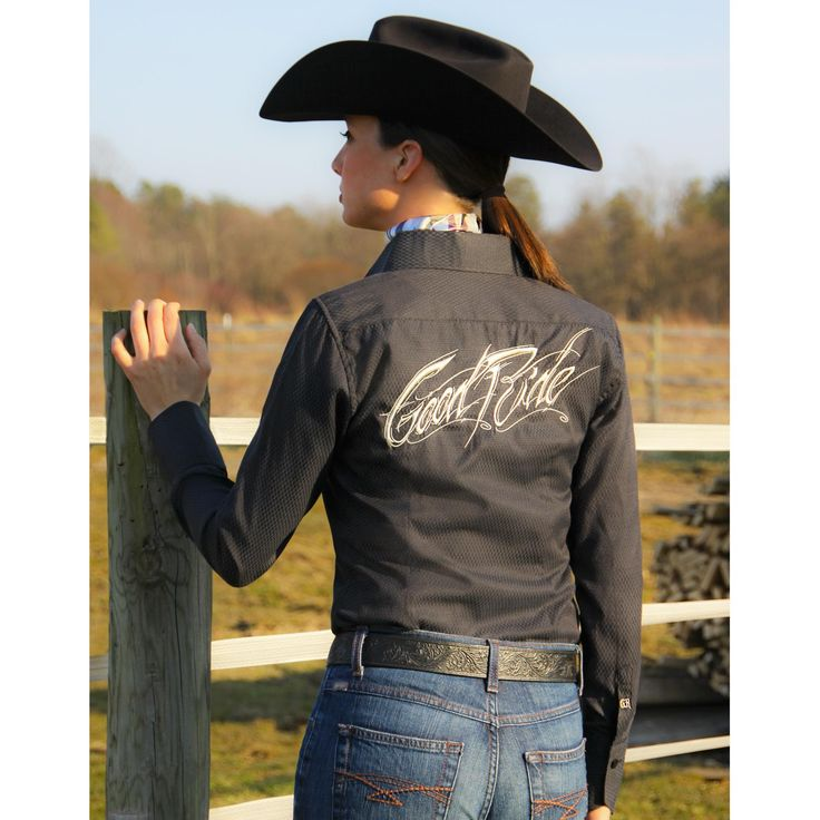 Cowgirls Fashions Country Girl Style Good Ride Ladies