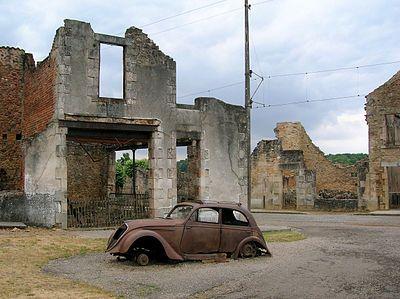 Oradour-sur-Glane – Wikipedia, wolna encyklopedia